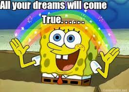 dream spongebob