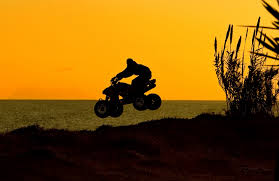 My interpretation of how I looked attempting a wheelie